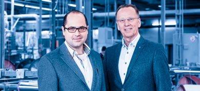 Geschäftsleitung - Betriebsleitung, Timo Polte, Michael Bertels